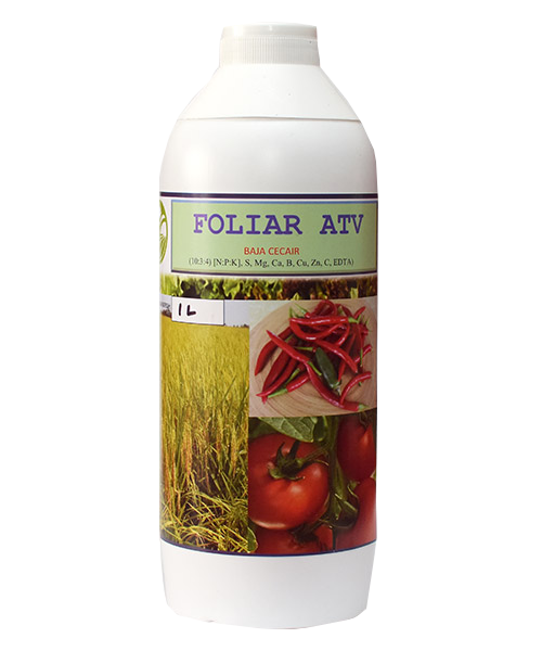 Foliar-ATV