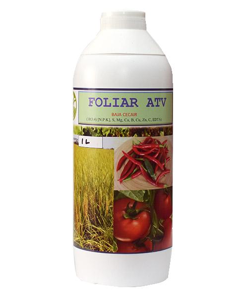 Foliar-ATV